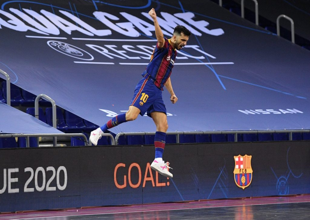 UEFA Futsal Champions League Winners 2020 - FC Barcelona
